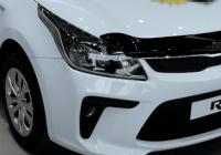 Дефлектор капота КИА Рио Х Лайн – выбор и установка