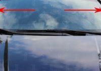 Дефлекторы лобового стекла КИА Рио Х Лайн – покупка и установка